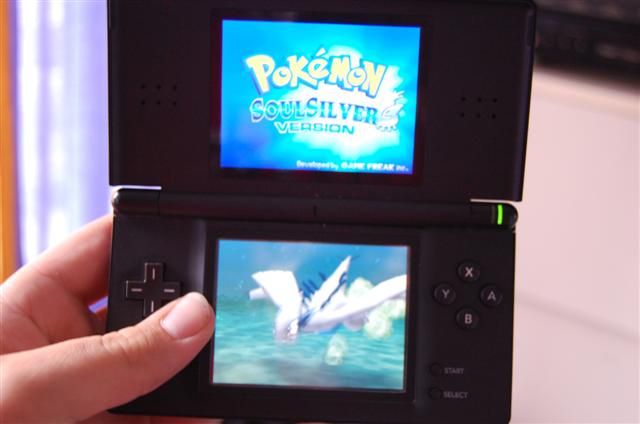 Pokemon HeartGold/SoulSilver – Device and emulator compatibility